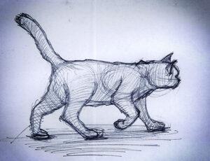 el cuento del gato_primera vocal